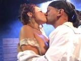 Vidéo porno mobile : Redhead whore fucked by a pirate